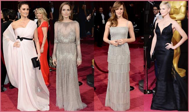 Penélope Cruz _Angelina Jolie_Jennifer Garner_Charlize Theron