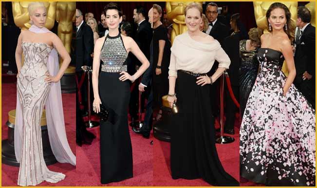 Lady Gaga_ Anne Hathaway_ Meryl Streep_ Christine Teigen