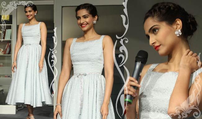 Sonam Kapoor in Dior
