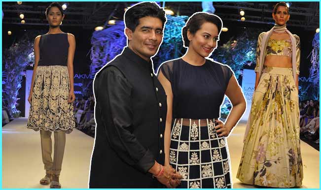 LFW 2014: Is Manish Malhotra inspired by Masaba Gupta and Nikhil Thampi?