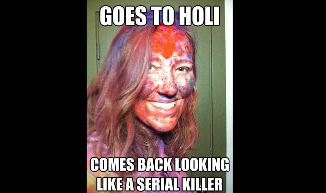 Holi clothes