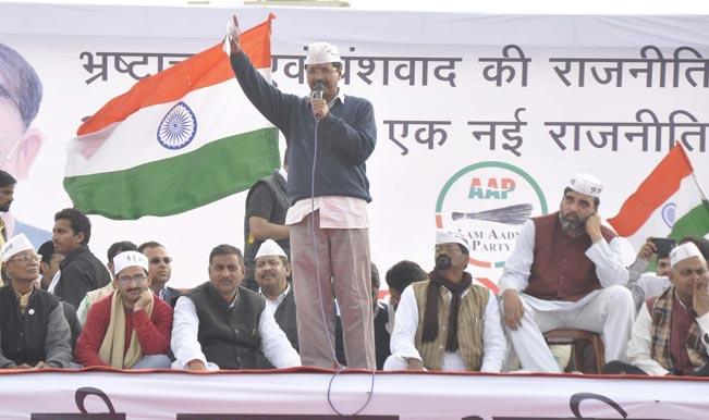 Sandeep kumar aap aam aadmi party - 5 4