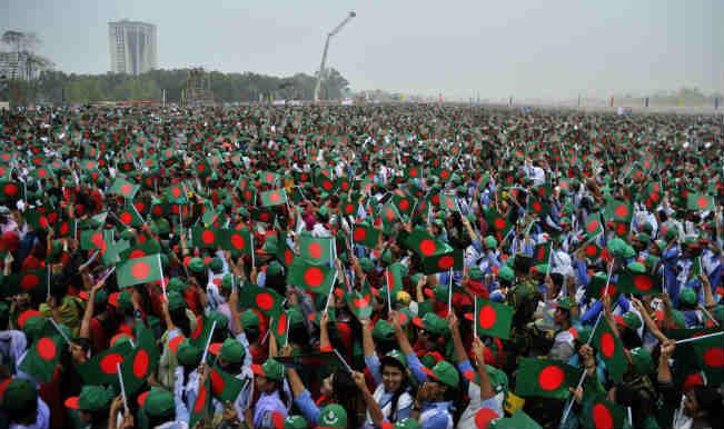 Bangladesh sets national anthem chorus singing Guinness record