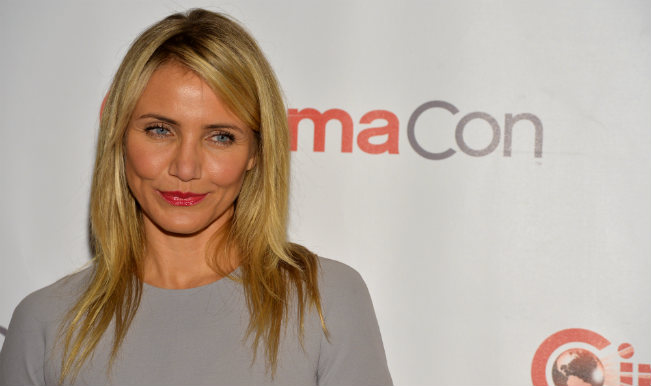 Cameron Diaz fancies women?