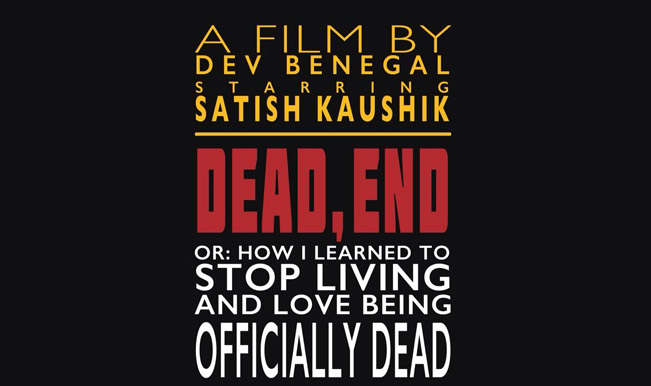 Dead, End movie poster