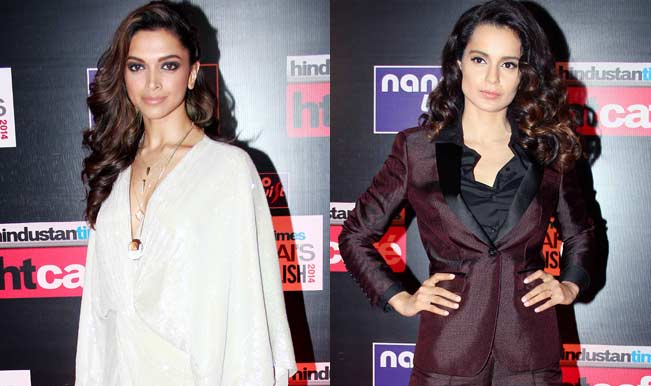 Deepika Padukone: I have seen Queen and I am jealous of Kangana Ranaut!