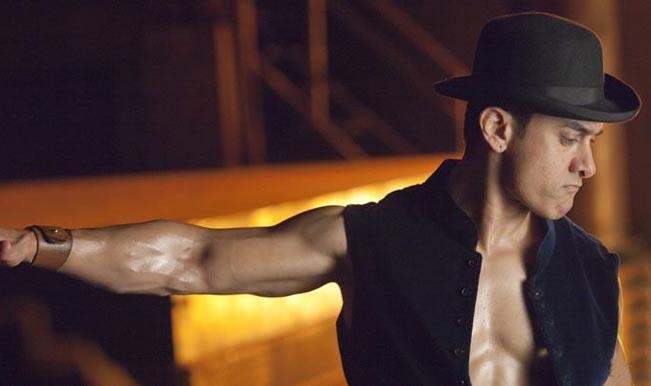 Aamir-Khan in Dhoom 3