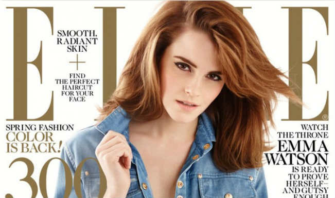Elle_Emma Watson
