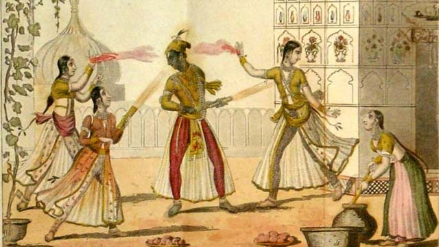 Holi The Legends Behind The Festival Of Colors Buzz
