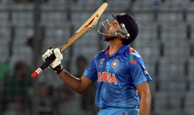 Indian-player-Rohit-Sharma-celebrates-his-half-century-during-a-Worl