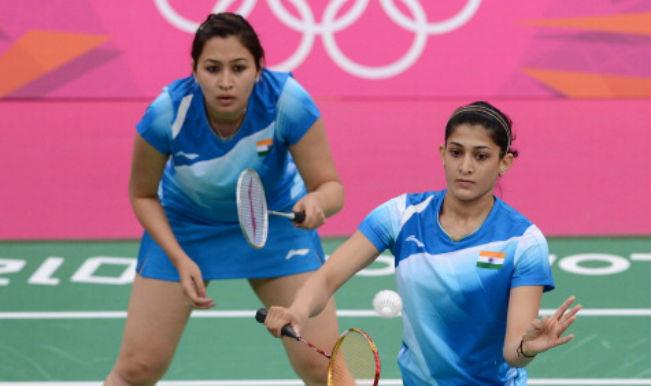 Jwala Gutta and Ashwini Ponnappa1