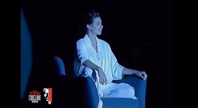Watch: Kalki Koechlin stuns the patriarchal Indian society with ' The Truths of Being a Woman'