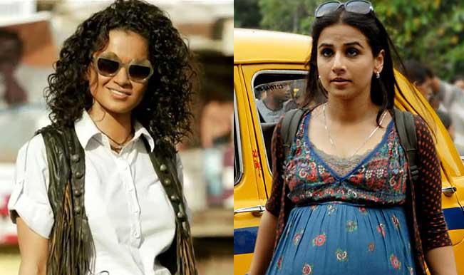 Kangana Ranaut - new Durga Rani Singh thanks to Vidya Balan's pregnancy