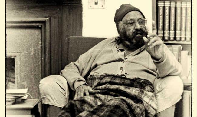 Khushwant Singh1