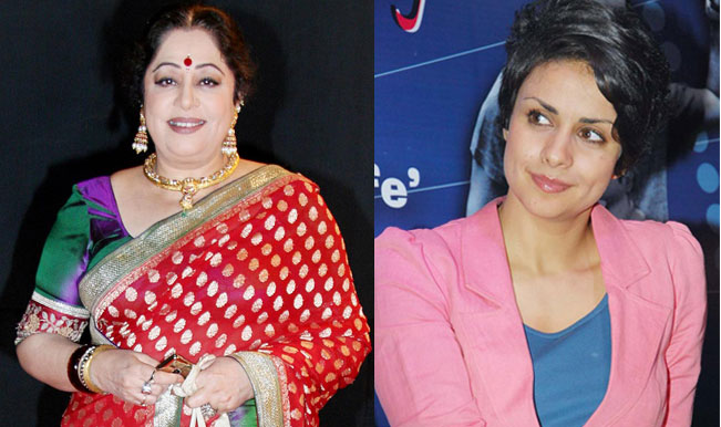 Kirron Kher and Gul Panag