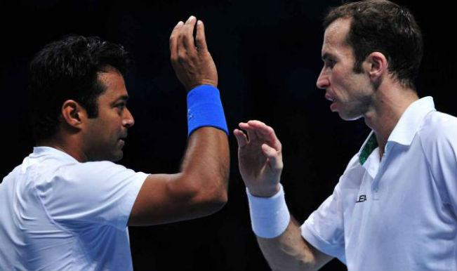 Leander Paes-Radek Stepanek through to Indian Wells quarter-finals