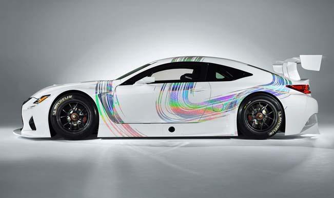 Lexus RC F Racing Concept