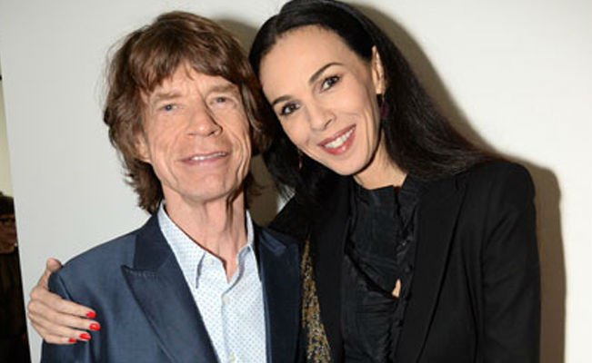 Mick and  L'wren scott