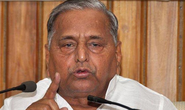 Mulayam-Singh-Yadav,-Samajwadi-Party-Leader