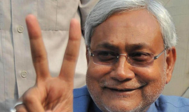 Nitish Kumar expands cabinet, inducts legislator Lessi Singh
