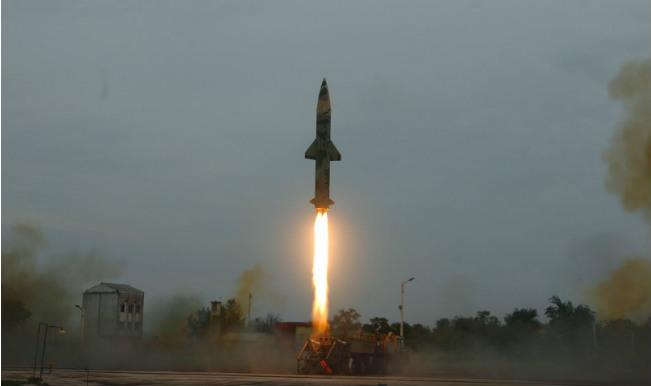 prithavi missile 2