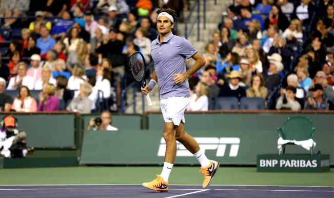Roger Federer in red-hot form as he dumps Kevin Anderson to reach Indian Wells semi-finals