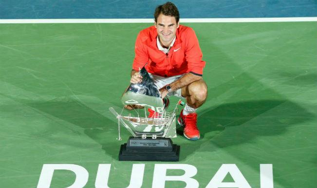Roger Federer_Dubai Duty Free Tennis Championships1