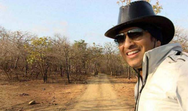 Sachin Tendulkar_Selfie