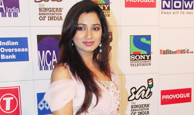 Celebrate Shreya Ghoshal's 30th birthday with her top 13 songs