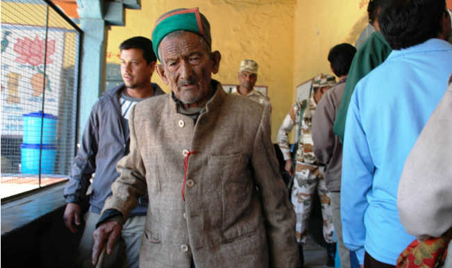 Lok Sabha Elections 2014: 97-year-old Shyam Saran Negi is all set to vote again