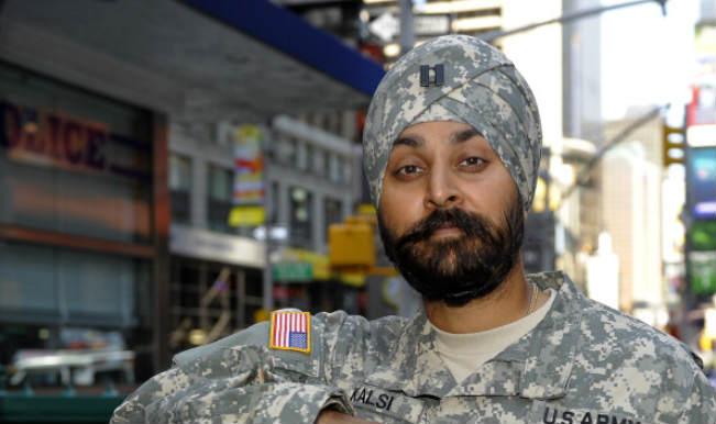 sikh us military