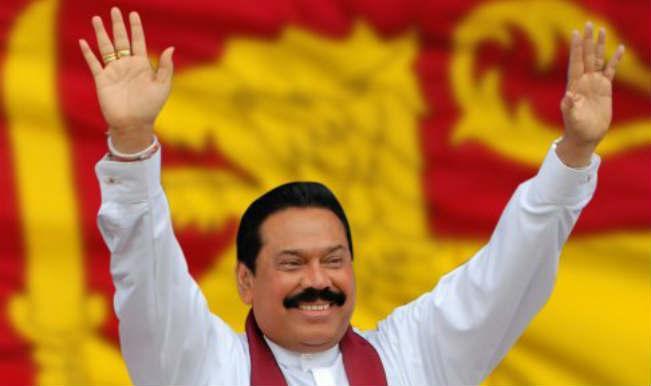 Srilankan President
