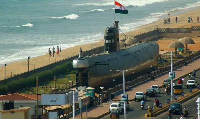 Submarine visakhapatnam