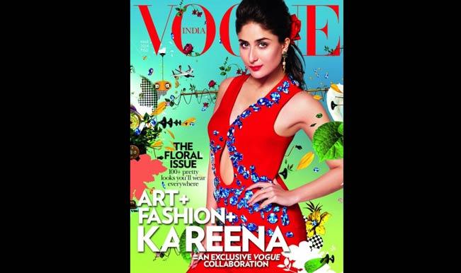 Kareena Kapoor turns 'Flower Child' for Vogue India