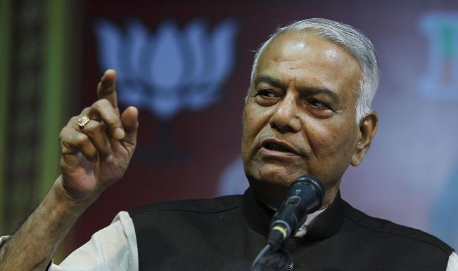 BJP will revisit gas price issue: Yashwant Sinha