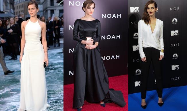 Emma Watson Birthday special: Top 5 stunning looks