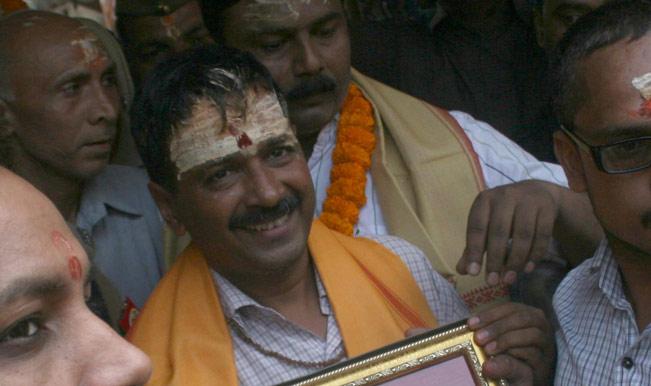 Arvind-Kejriwal-in-Varanasi