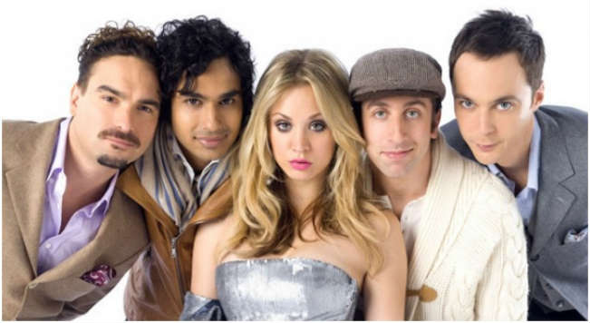 China blocks Big Bang Theory!