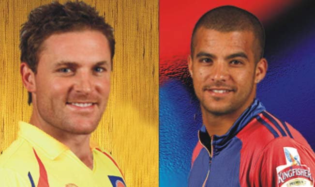 Chennai Super Kings (CSK) vs Delhi Daredevils (DD) IPL 2014: Brendon McCullum or J P Duminy?