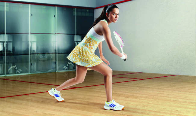 Dipika Pallikal is the new adidas athlete123