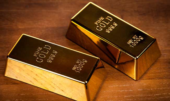 Gold remains up on sustained buying; silver recovers