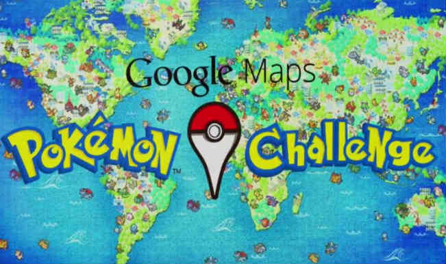 April Fools' Day: Take on the Google Maps Pokemon Challenge!