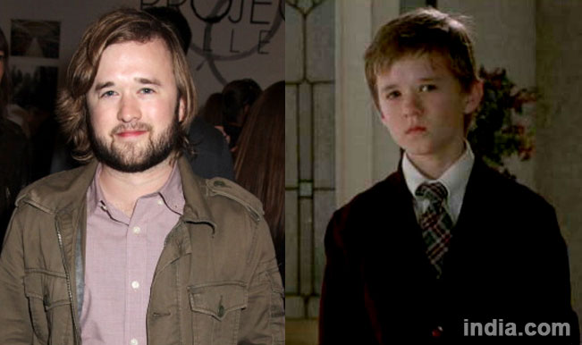 Haley Joel Osment now and then
