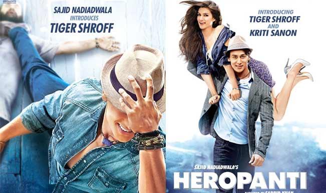 Heropanti Trailer: Tiger Shroff is Bollywood's new lover boy!