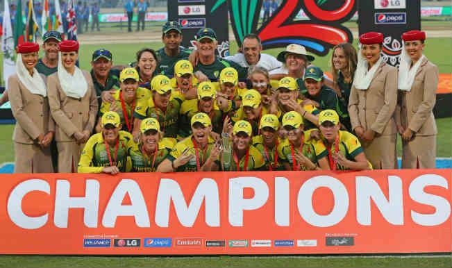 ICC World T20 2014: Australia win against England in Women's World T20 final
