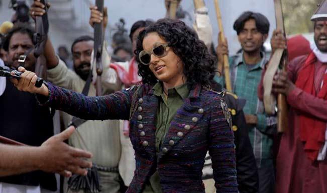 Kangana Ranaut in Revolver Rani