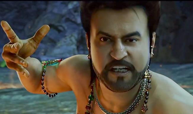 Rajinikanth does Shiva's dance of fury: Kochadaiiyaan song Thandav (Hindi)
