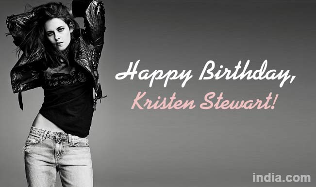 Star Birthday: Kristen Stewart's lesser known facts