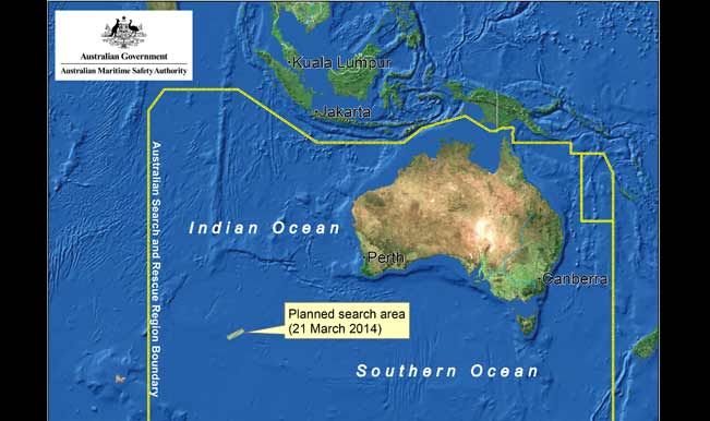 Missing Malaysian airline MH370: Underwater search for missing plane continues