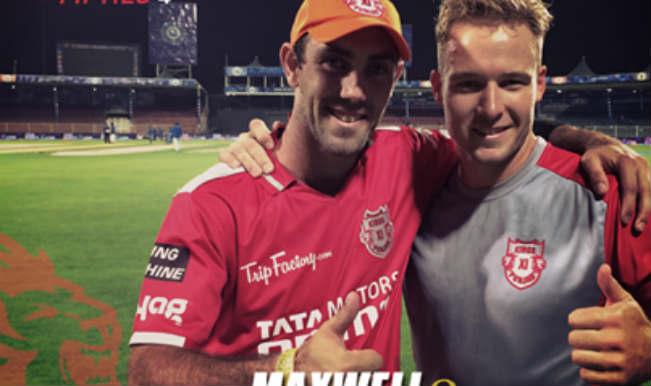 Kings XI Punjab (KXIP) vs Sunrisers Hyderabad (SRH) IPL 2014: Another Maxwell & Miller run feast